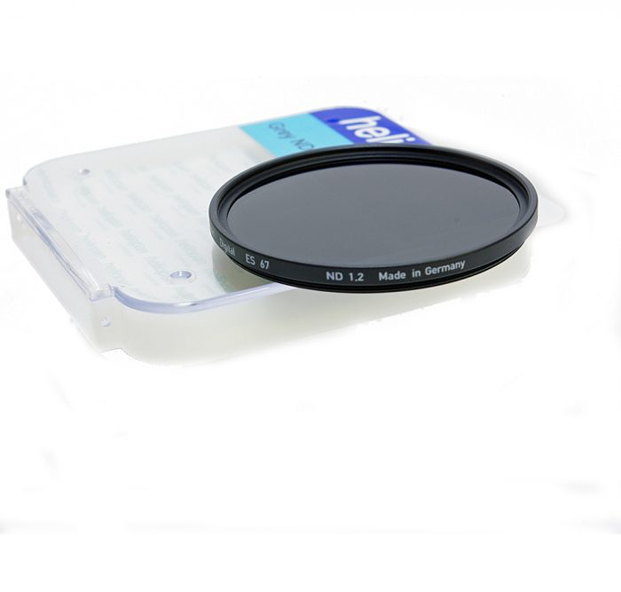 Heliopan neutral density filter