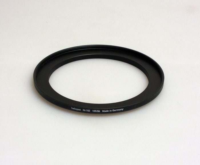 Heliopan adapter/stepping ring up to 105mm (filter)