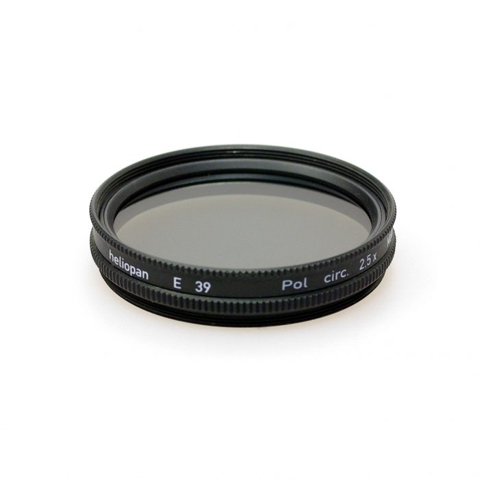 Heliopan circular polarising filter