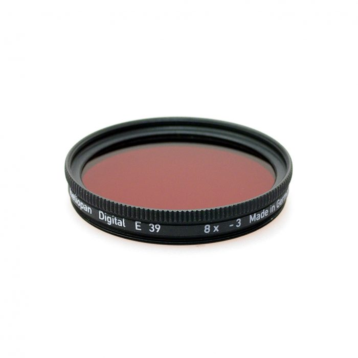 Heliopan red 29 filter