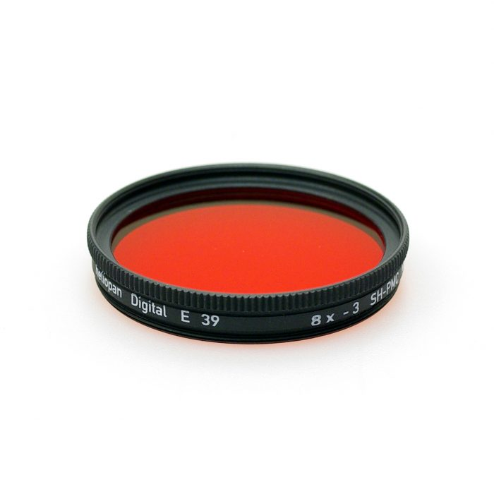 Heliopan sh-pmc multi coated red 25 filter