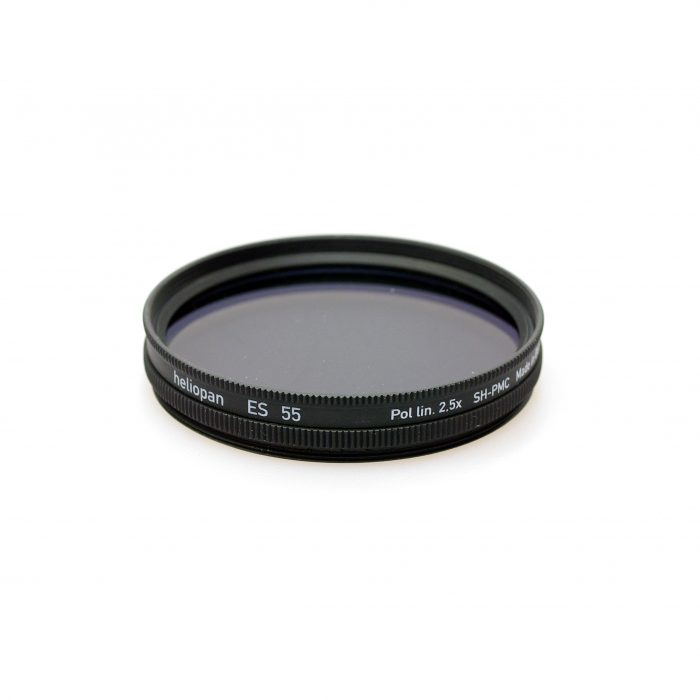 Heliopan sh-pmc (multi coated) linear polarising filter, 39-105mm