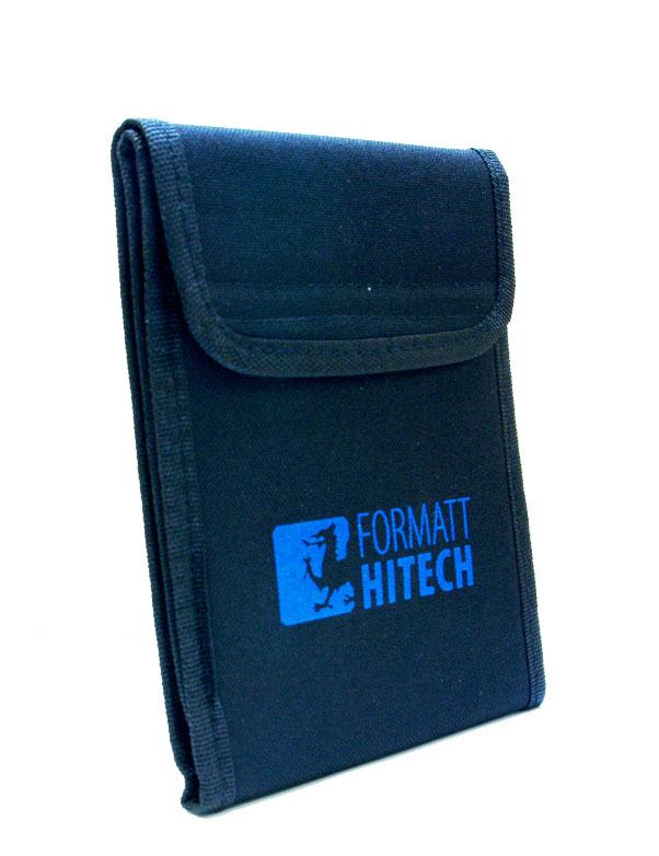 Formatt hitech 100mm (4″) 6 filter pouch