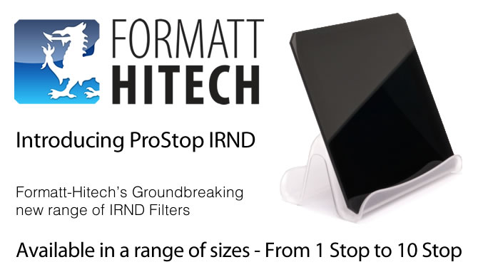 Formatt-Hitech IRND Filters