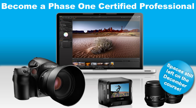 Become A Phase One Certified Professional with the Phase One Certified Professional Training Program