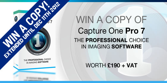 Teamwork Digital Capture One Pro Giveaway Extended