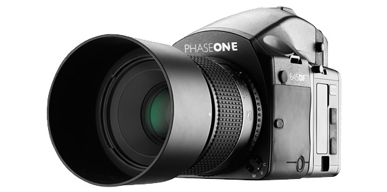 Phase One 645DF+ Camera