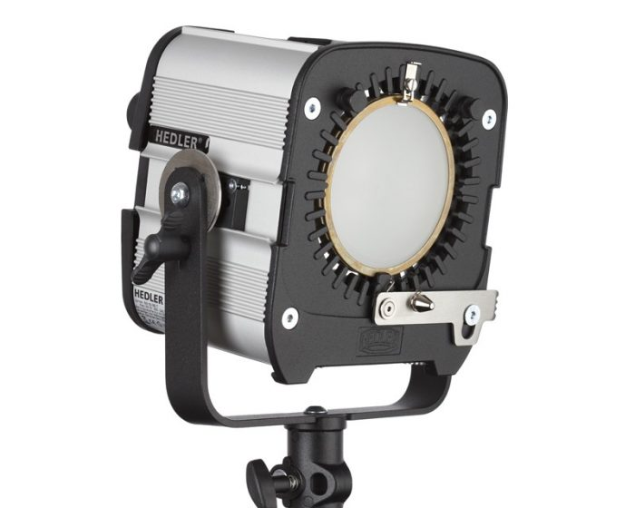 Hedler dx 15 daylight hmi light unit – matt