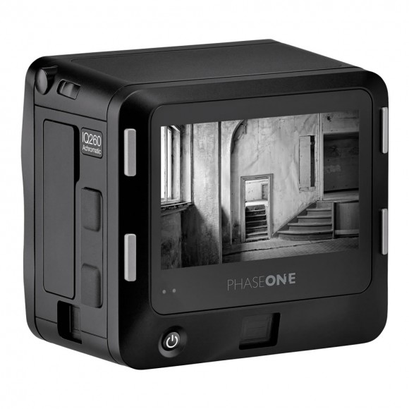 Phase One IQ260 Achromatic perfect for Infrared photography