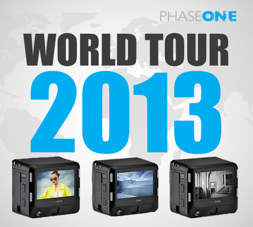 Phase One World Tour 2013