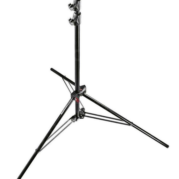 Manfrotto 1052bac-3 lightweight x 3 (black)