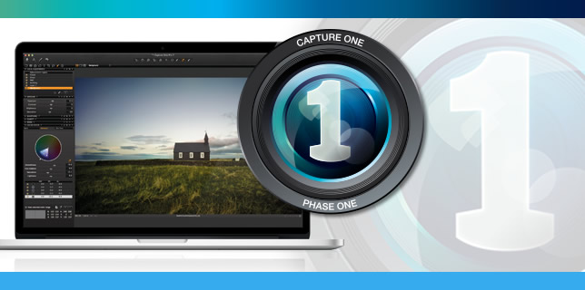Capture One Pro 7 software