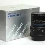 Used Mamiya RZ67 ProII M 65mm f/4L-A