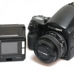 Used Phase One 645AF cw P30 Digital Back & 80mm