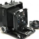 Used Wista 45 VX Metal Field Camera Kit