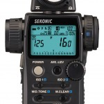 Sekonic L-478DR Litemaster Pro Light Meter