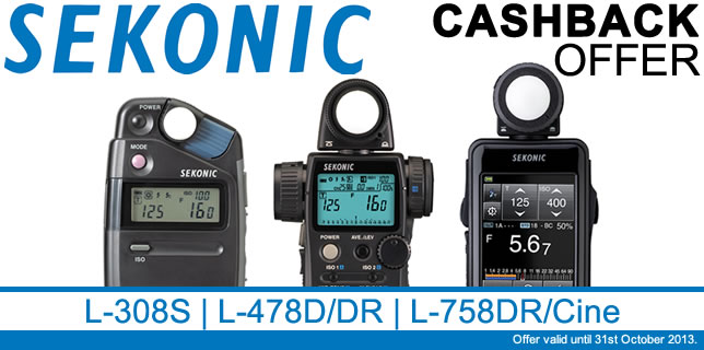 Sekonic Offer