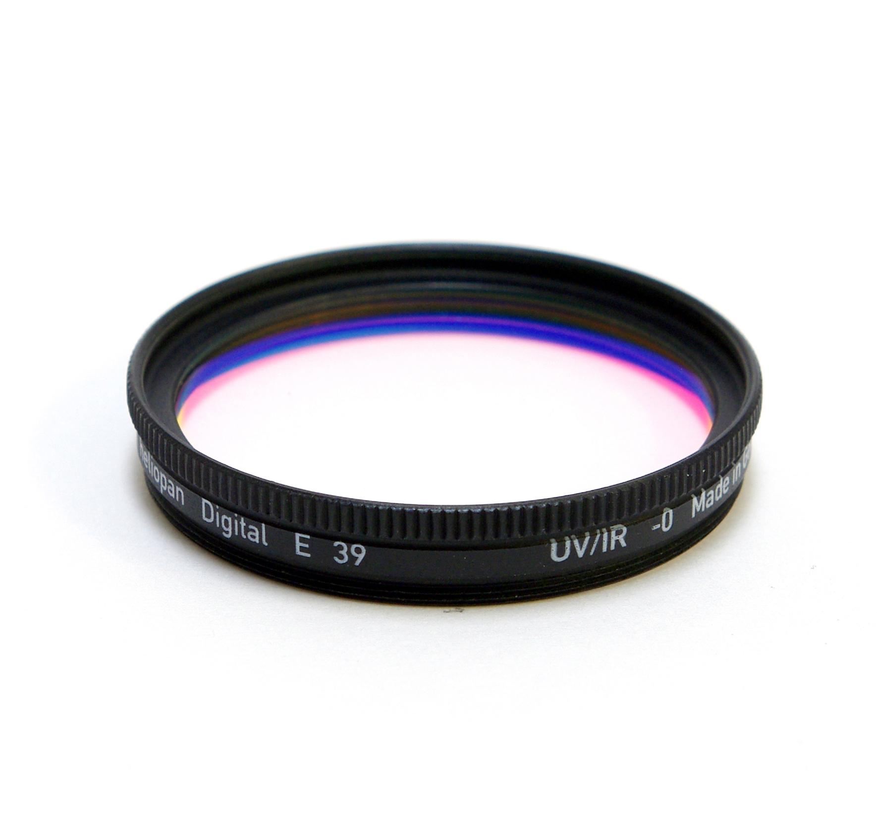 Heliopan digital uv filters