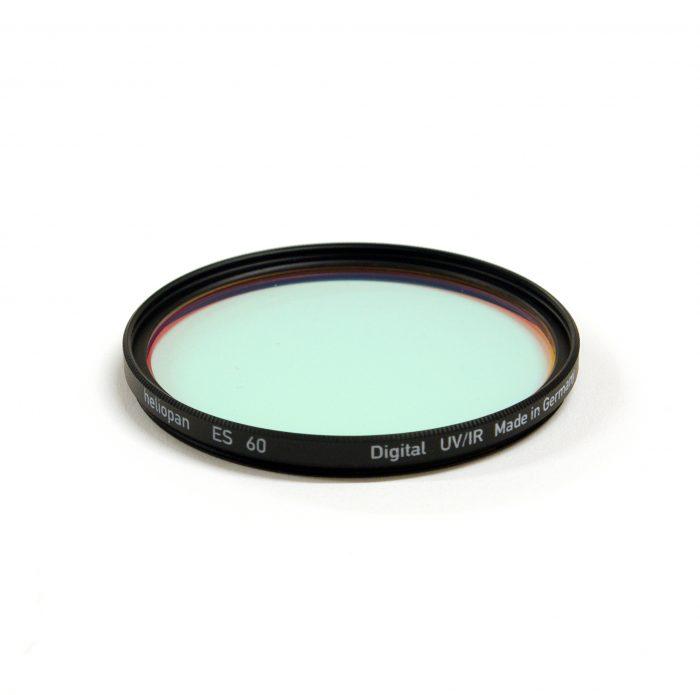 Heliopan digital uv filter for digital cameras, 37-82mm – 60mm