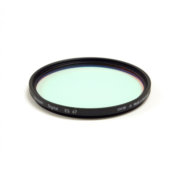 Heliopan digital uv filter for digital cameras, 37-82mm – 67mm