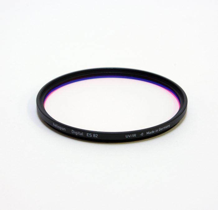 Heliopan digital uv filter for digital cameras, 37-82mm – 82mm