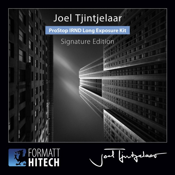 Formatt Hitech Joel Tjintjelaar Signature Edition ProStop IRND Long Exposure Kits