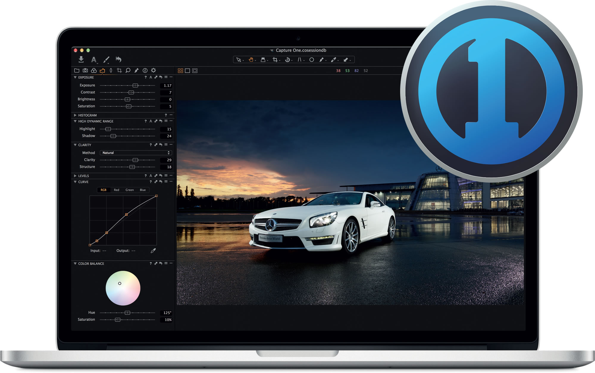 Phase One Capture One Pro 8 Software