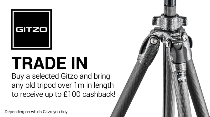 Gitzo Trade In