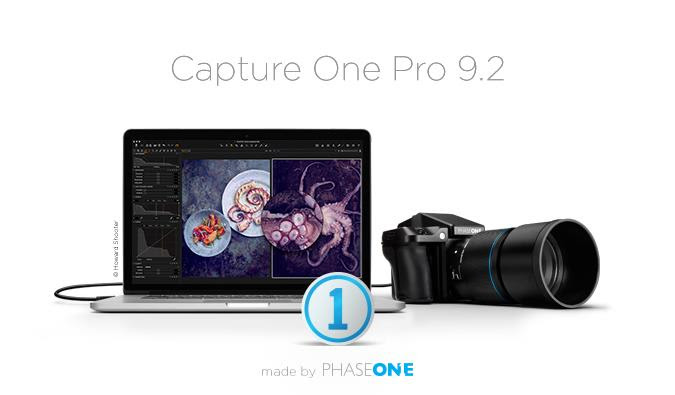 Capture One Pro 9.2