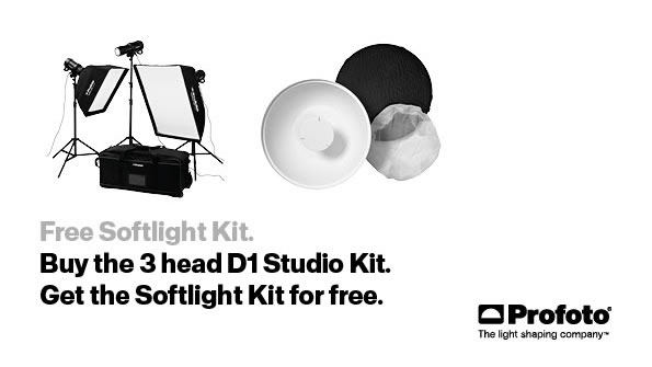 Free Profoto Softlight Kit Offer