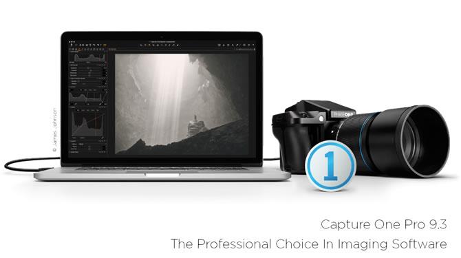 Capture One Pro 9.3