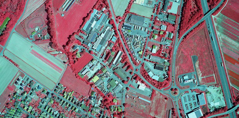 High quality aerial image