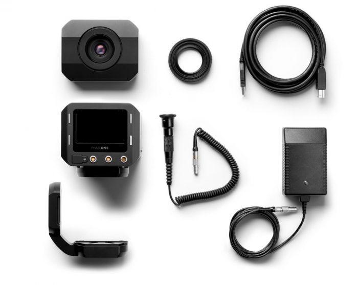 Ixg camera system in box