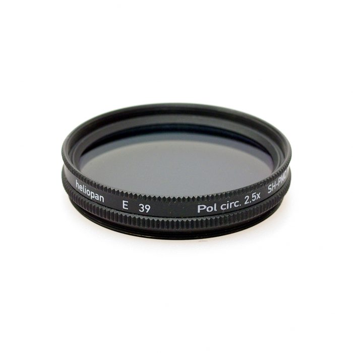 Heliopan sh-pmc (multi coated) circular polarising filter,39-105mm