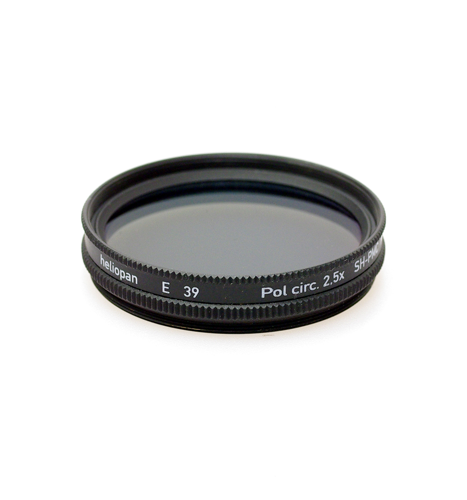 Heliopan sh-pmc (multi coated) circular polarising filter,39-105mm