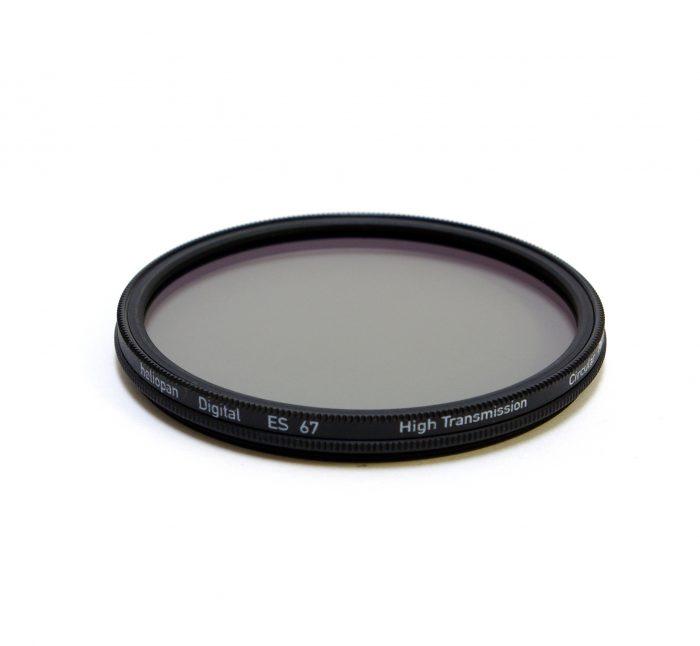 Heliopan sh-pmc cir-polarising high transmission filter,40.5-105mm