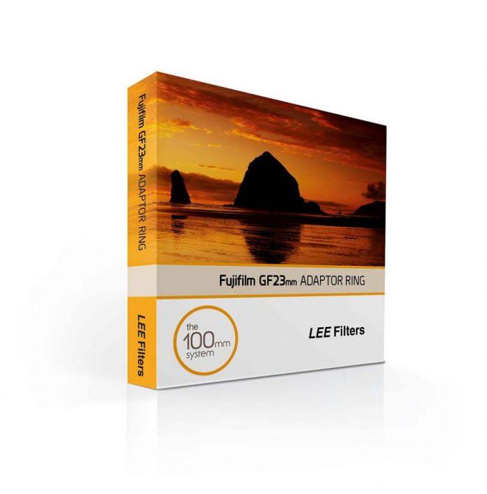 Lee filters fujifilm gf23mm adapter ring