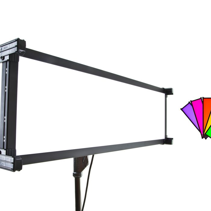 Kino flo celeb led 450 dmx  center mount, univ 230u