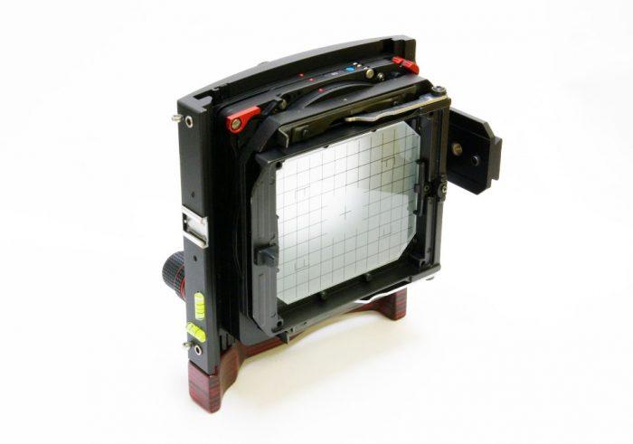 Used cambo wide ds body (5×4) camera body
