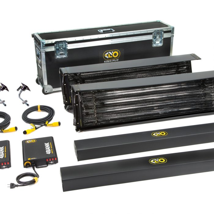 Kino flo gaffer kit (hp), 2-unit 230u