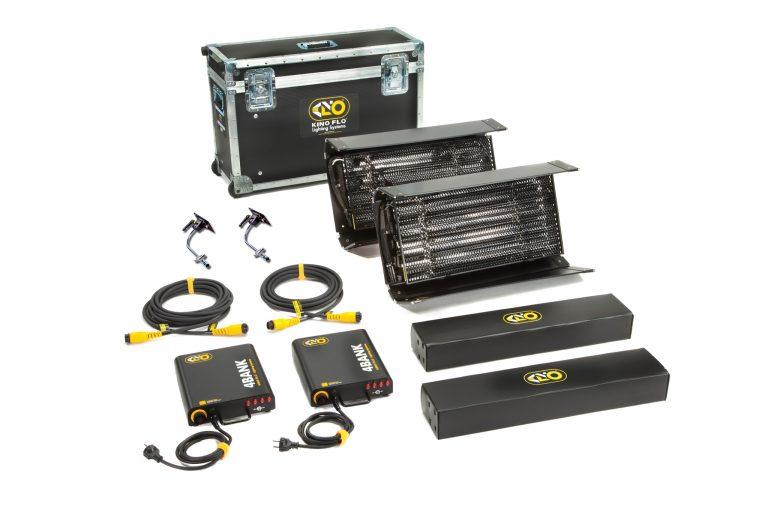 Kino Flo Interview Kit (HP), 2-Unit 230U