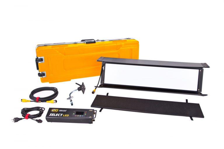 Kino Flo Select 30 DMX Kit, Univ 230U w/ Flight case