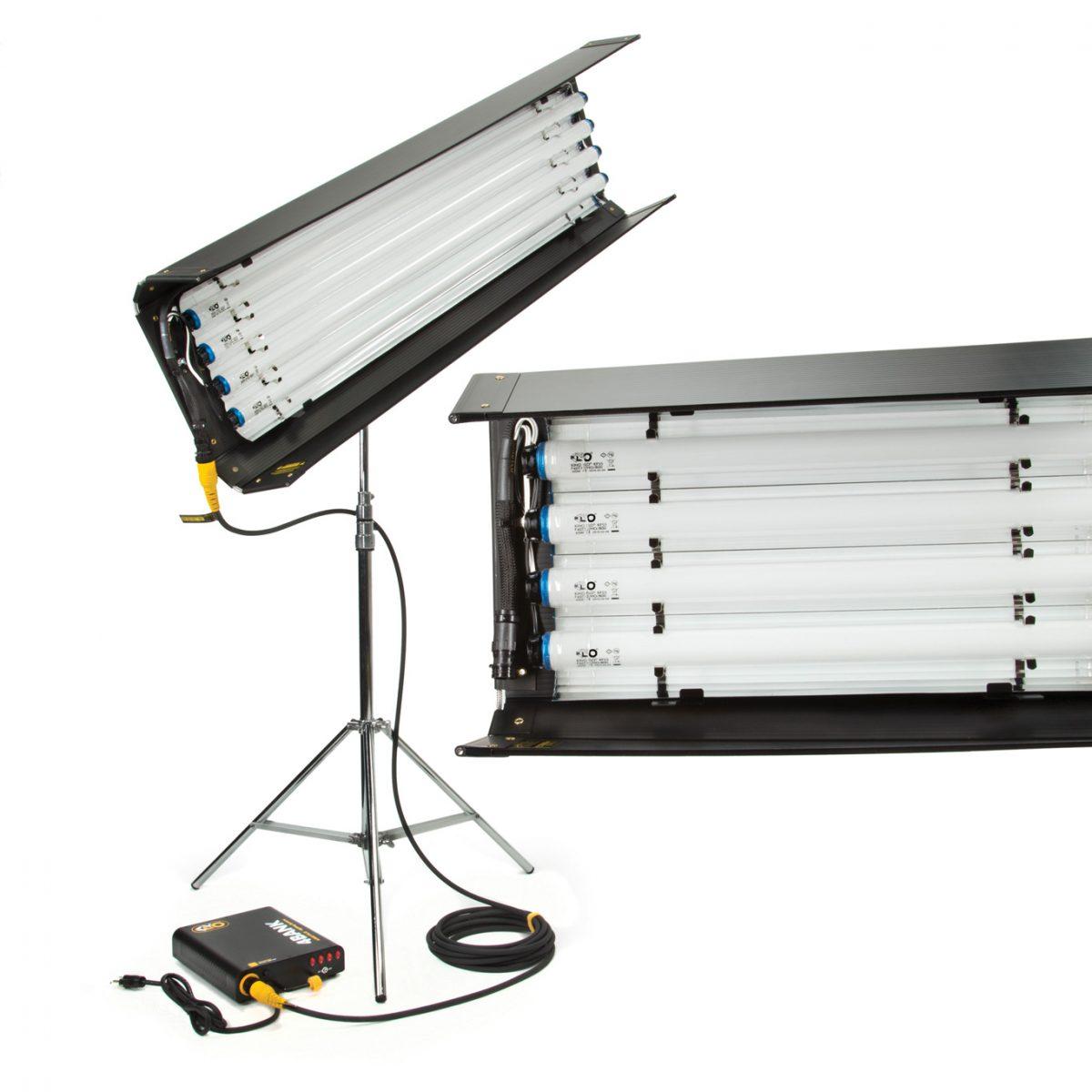 Kino Flo 2ft 4Bank System, (HP) Universal 230U