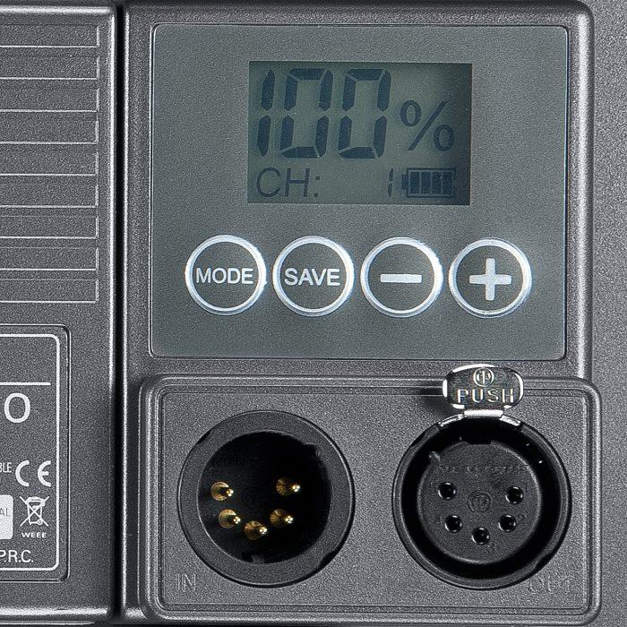 Tecpro dedocolor FELLONI bicolor 50 degree high output
