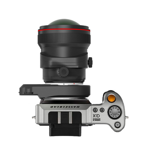 Cambo gfx/x1d lens adapters