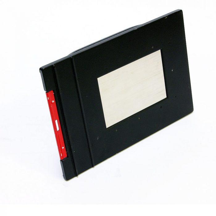 Used horseman 5×4 roll film holder 6×9