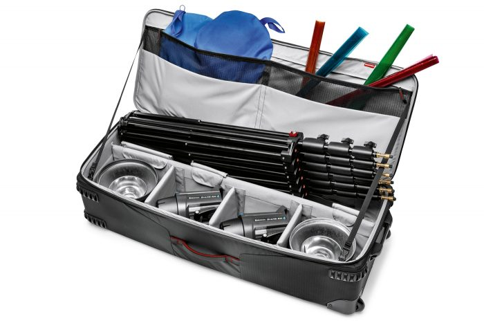 Manfrotto mb pl-lw-99-2  rolling organiser