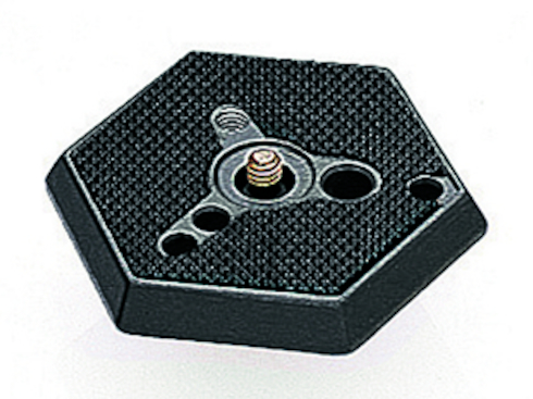Hexagonal adapter plate 030-14