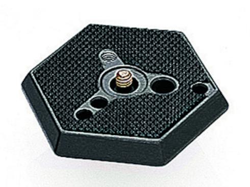Hexagonal adapter plate 030-14