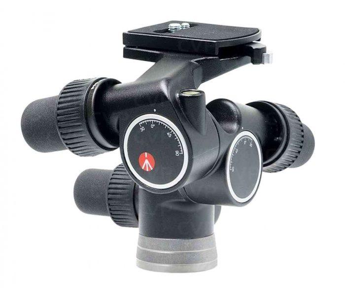 Manfrotto 405 geared tripod head